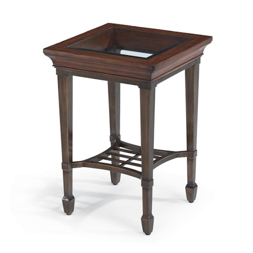 Flexsteel Hathaway Chairside End Table