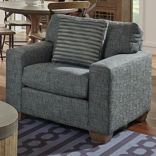 Flexsteel Kennicot Contemporary Casual Chair