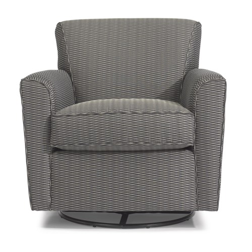 Flexsteel Lakewood Kingman Rocking Swivel Gliding Chair