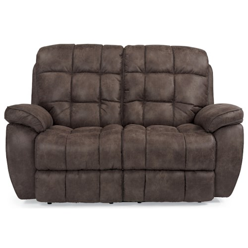 Flexsteel Latitudes - Nashua Power Reclining Loveseat