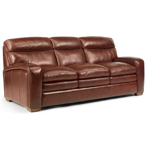 Flexsteel Latitudes - Bixby Sofa with Track Arms