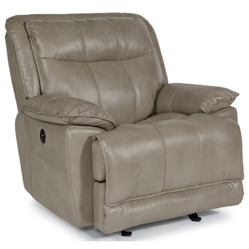 Flexsteel Latitudes-Bliss Power Gliding Recliner