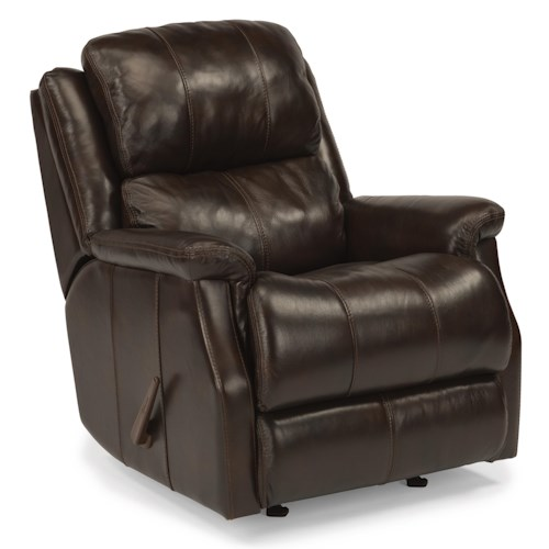 Flexsteel Latitudes-Mateo Casual Rocker Recliner