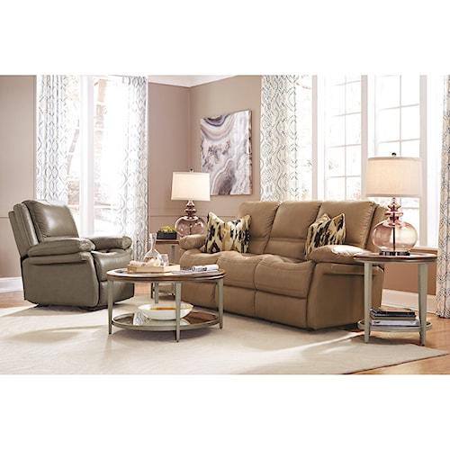 Flexsteel Latitudes - Skyler Living Room Group