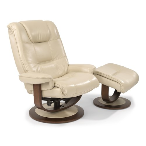 Chair And Ottomans – Reclining Chairs with Ottomans