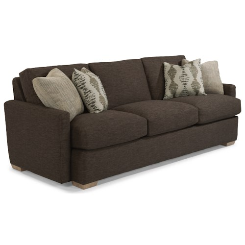 Flexsteel Michelle Casual Sofa