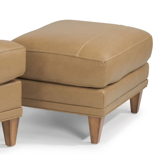 Flexsteel Ocean Ottoman (No Nails)