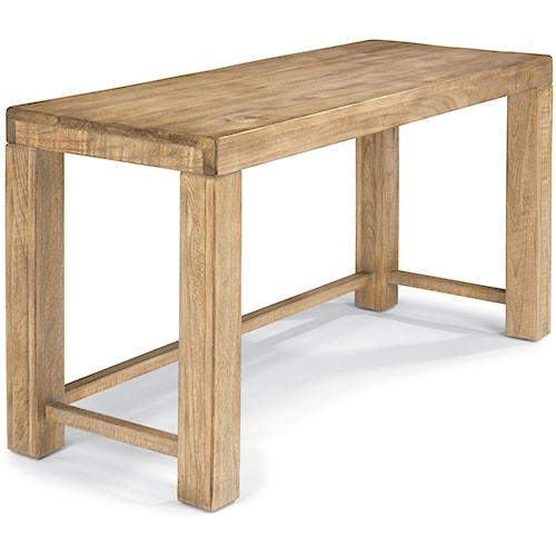 Flexsteel Sawyer Sofa Table