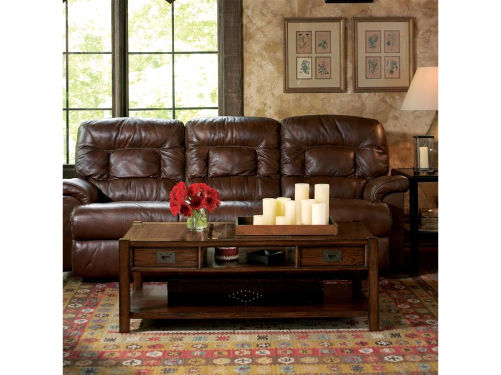 Shown with an Upholstered Sofa