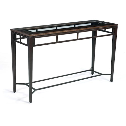 Flexsteel Symphony Sofa Table