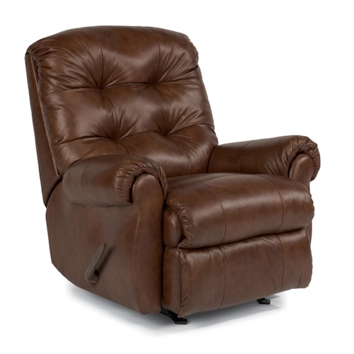 Flexsteel Torrence Swivel Glider Recliner