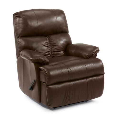 Flexsteel Triton  Leather Wall Recliner