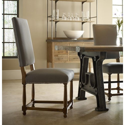 Four Hands Ashford Connor Dining Chair w/ Nailhead Trim