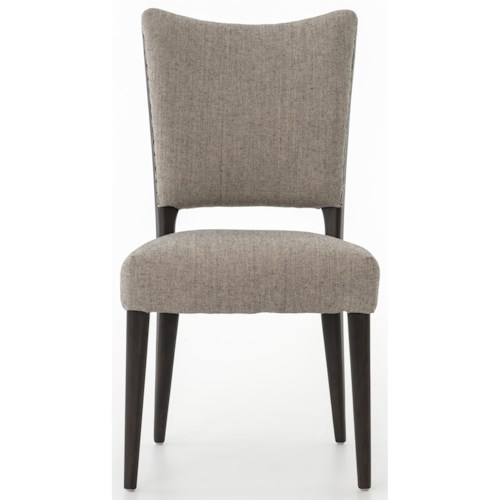 Four Hands Abbott Lennox Dining Chair Finished in Ives White