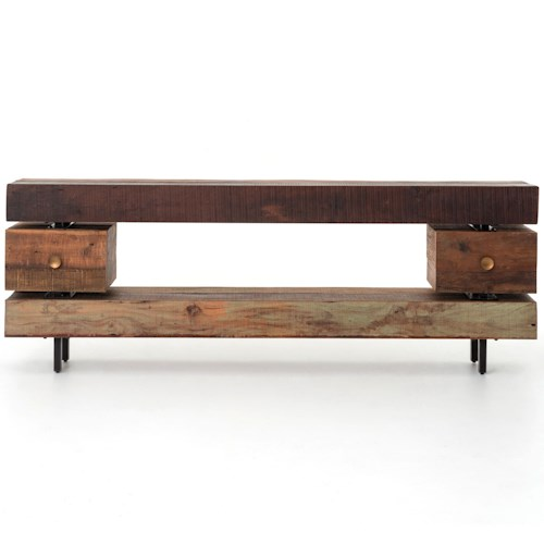Four Hands Bina Dillon Console Table with 2 Drawers