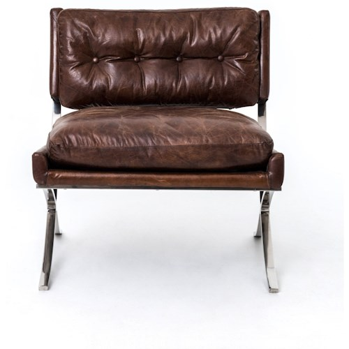 Four Hands Carnegie Heathrow Lounge Chair