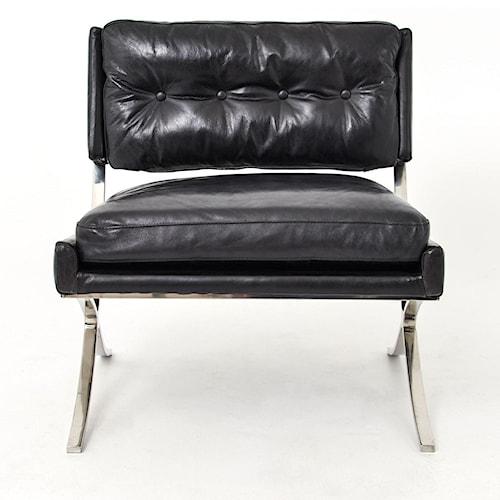 Four Hands Carnegie Heathrow Lounge Chair