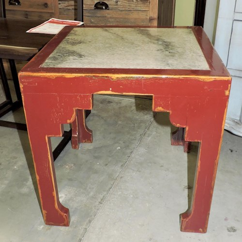 Four Hands Clearance Merlot Accent Table