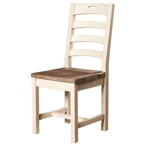 Four Hands Cornwall Ladderback Dining Side Chair