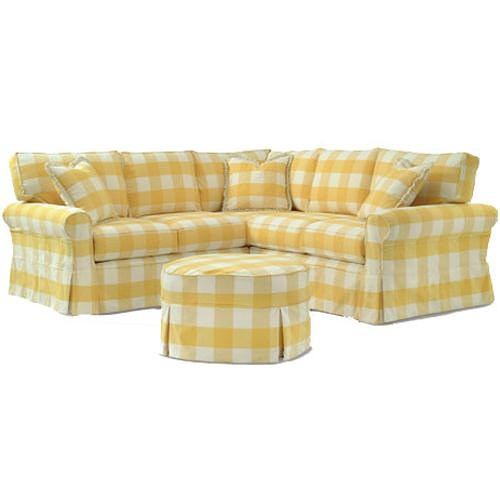 Four Seasons Furniture Alexandria Casual Sectional With