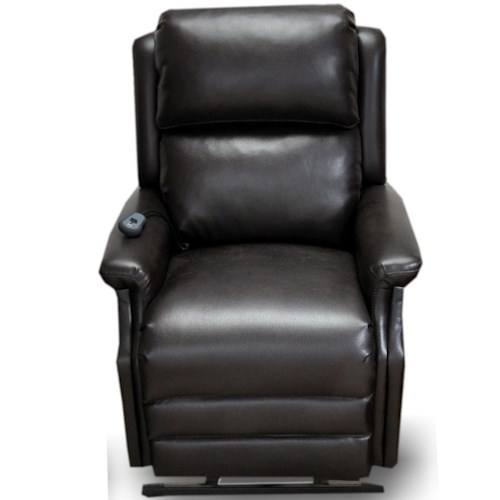 Franklin Arthur Casual Just Your Size Lift Recliner with Track Arms Between 5'4-5'7