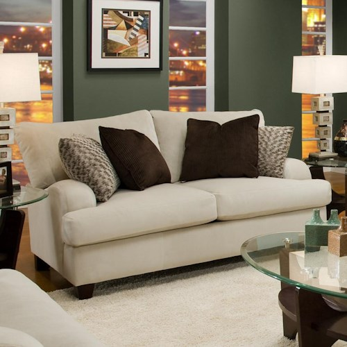 Franklin 809 Casual Loveseat
