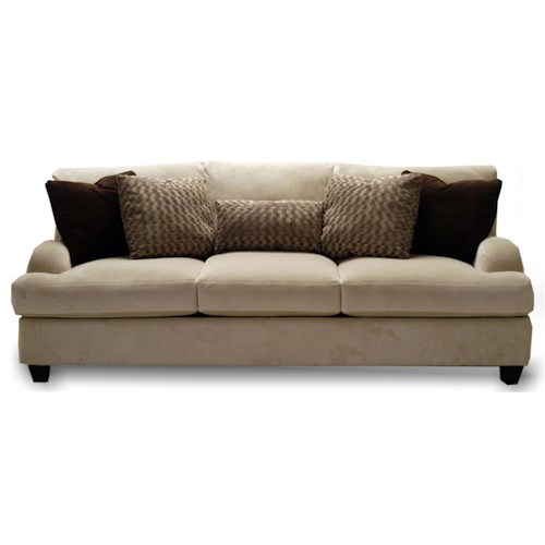 Franklin 809 Casual Stationary Sofa