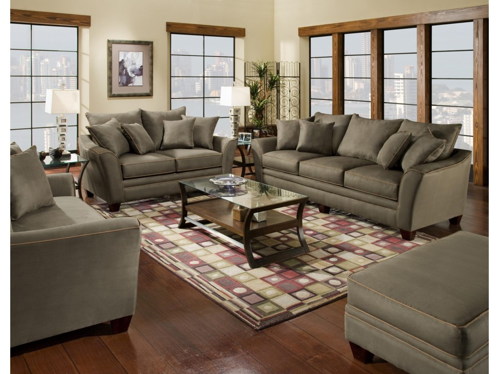 Shown with Matching Loveseat