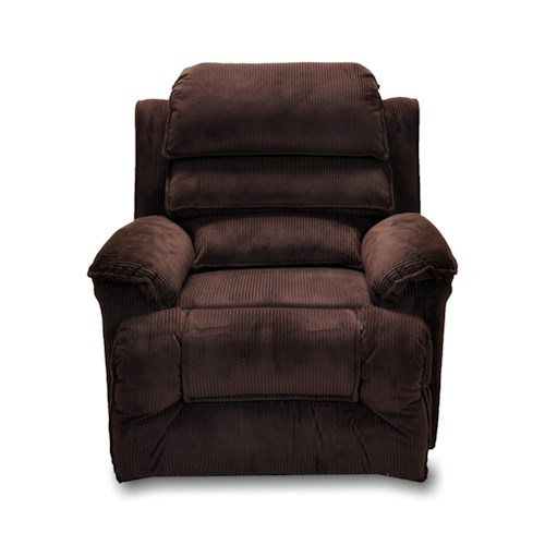 Franklin Manhandler Big Mans Power Recliner