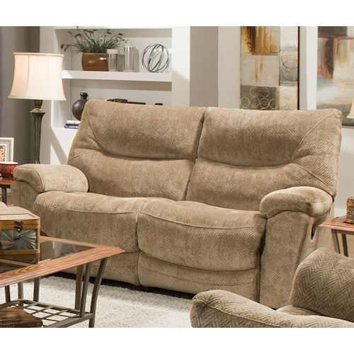 Franklin Calloway Power Reclining Loveseat with