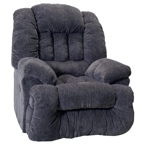 Franklin Rocker Recliners Upholstered Rocking Chair Recliner