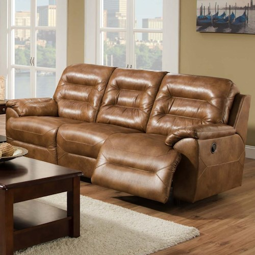 Franklin Freedom  Three Seat Reclining Sofa