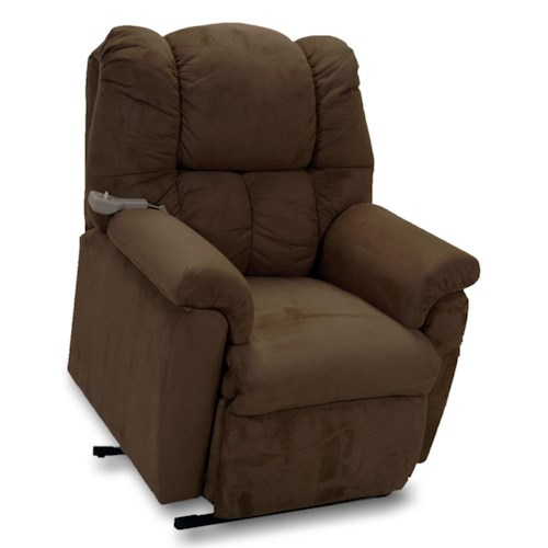 Franklin Lift and Power Recliners 3 Way Chaise - Lift & Recline