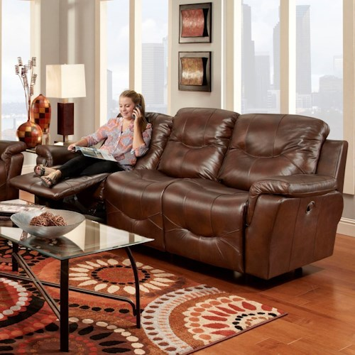 Franklin Milano Power Reclining Sofa