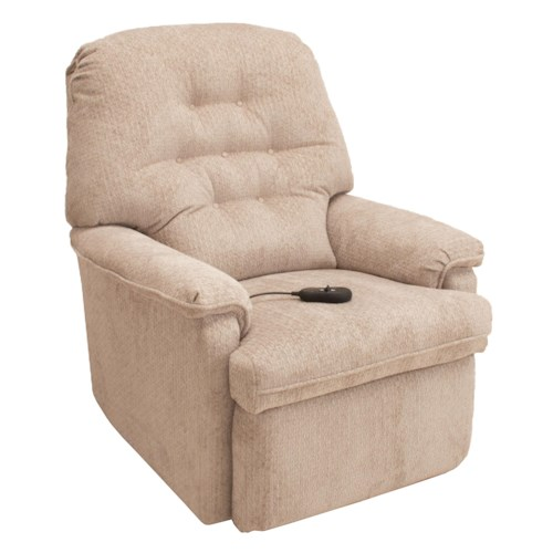 Franklin Franklin Recliners Mayfair Lift Rocker Recliner