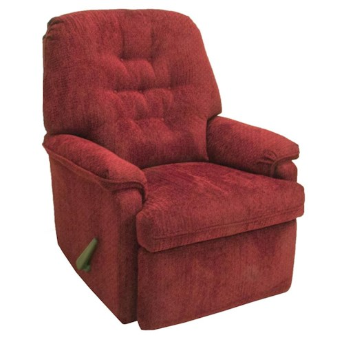 Franklin Franklin Recliners Mayfair Rocker Recliner