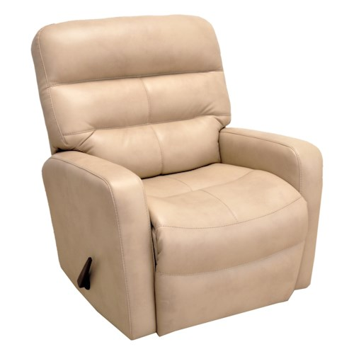 Franklin Franklin Recliners Jetson Wall Proximity Recliner with Casual Contemporary Style