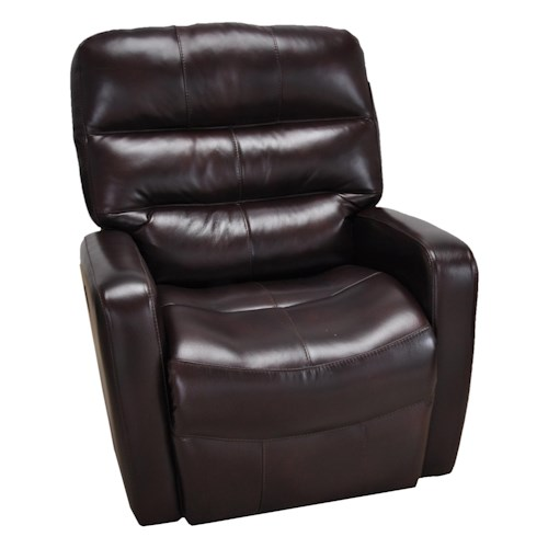 Franklin Franklin Recliners Jetson Rocker Recliner with Casual Contemporary Style