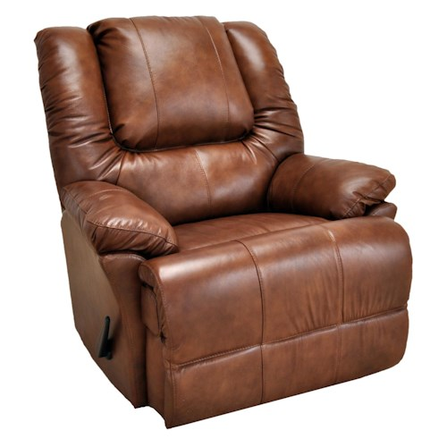 Franklin Franklin Recliners Kinzie Wall Proximity Recliner with Casual Style