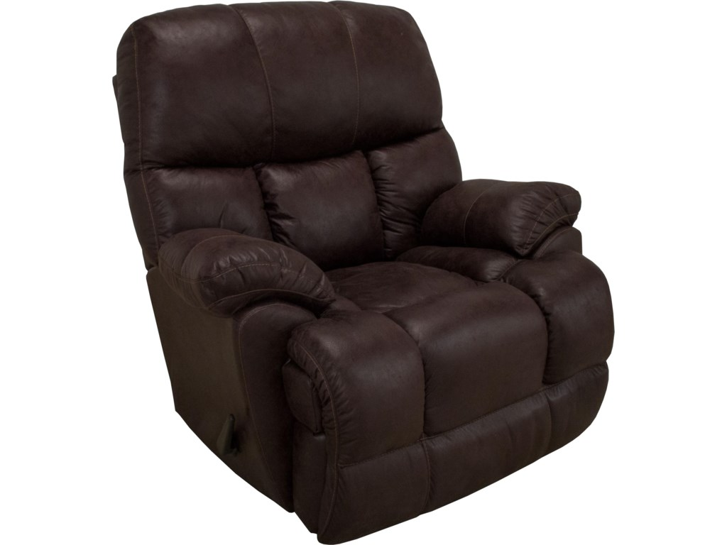 Recliner Shown May Not Represent Exact Recline Features Indicated