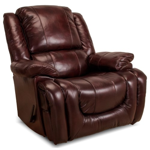 Franklin Franklin Recliners Champion Rocker Recliner