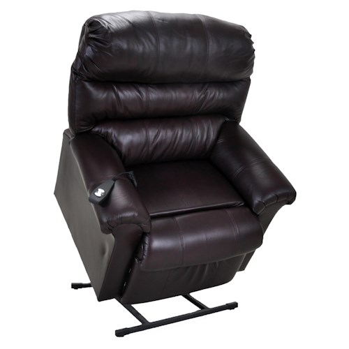 Franklin Franklin Recliners Chase Life Chair with Lower Back Massage