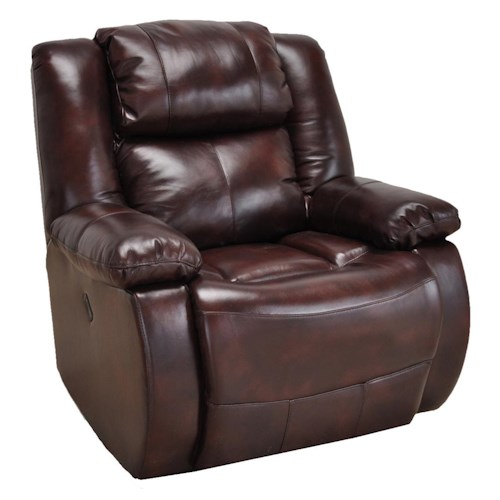 Franklin Franklin Recliners Goliath Manhandler Recliner for Extra Leg Room
