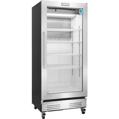 Frigidaire Beverage Cooler Commercial 18.4 Cu. Ft. Glass Door Merchandiser