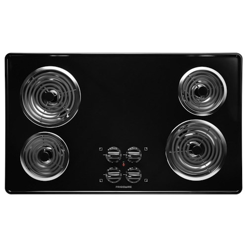 Frigidaire Electric Cooktops 36