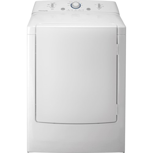 Frigidaire Electric Dryers Frigidaire 7.0 Cu. Ft. Electric Dryer With One-Touch™Wrinkle Release