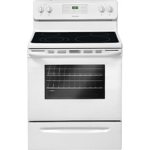 Frigidaire Electric Range 30'' Freestanding Electric Range