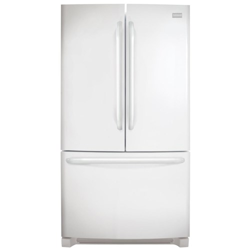 Frigidaire French Door Refrigerators ENERGY STAR® 27.8 Cu. Ft. French Door Refrigerator with Adjustable Interior Storage