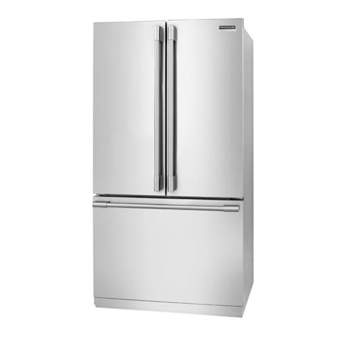 Frigidaire Professional - French Door Refrigerators 22.6 Cu. Ft. French Door Counter-Depth Refrigerator