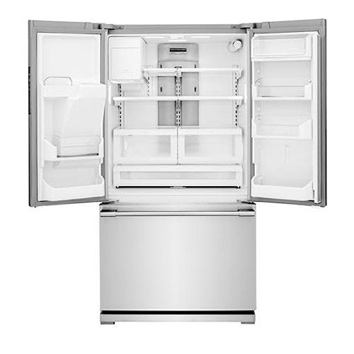 Frigidaire Professional - French Door Refrigerators 27.8 Cu. Ft. French Door Refrigerator